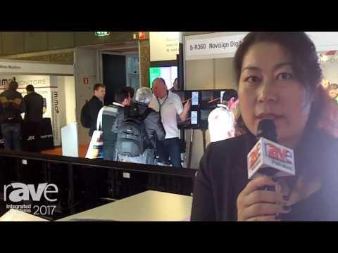ISE 2017: SANSI Talks About LED Displays