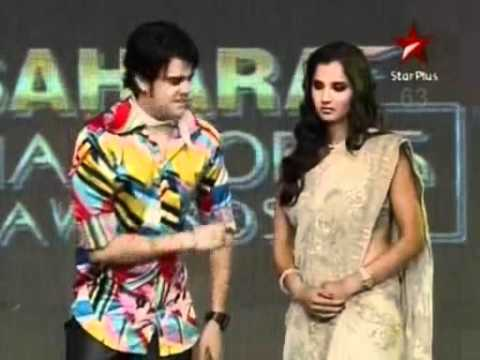Sania Mirza Vs Manish Paul Ft Shoeb Malik.mp4 video