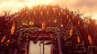 Maize - The Corn Is Alive!