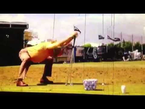 Miguel Angel Jimenez - ESPN - Stay Under Par My Friends