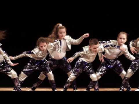 "Дети Танцы Студия танца в Гомеле "" SLAM """
