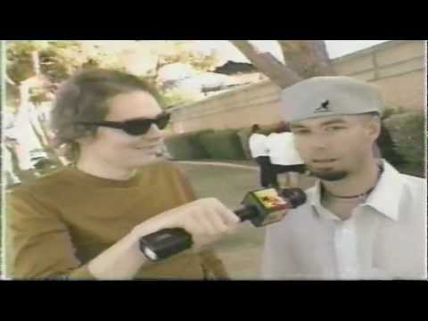 MTV clips of Beastie Boys at Lollapalooza 94 + Billy Corgan interviewing Adam Yauch