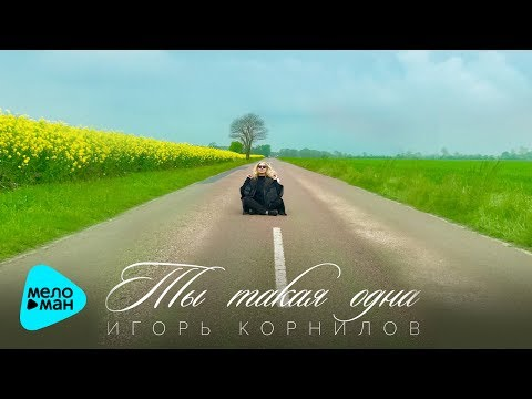 Игорь Корнилов -Ты такая одна (Official Audio 2017)