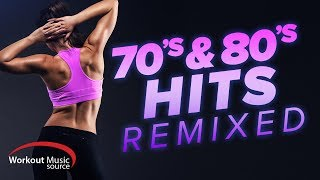 Workout Music Source // 70's & 80's Hits Remixed (102-140 BPM)