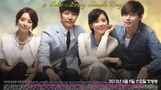 Tổng hợp nhạc phim Hàn Quốc hay nhất 2013 (phần 8)