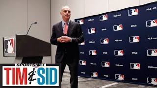 Would Be Huge Problem If MLB Team Has Major COVID-19 Outbreak | Tim & Sid