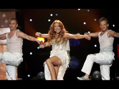 Helena Paparizou - My Number One (Live  Eurovision 2006)