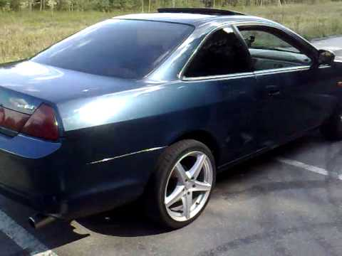 My Honda Accord Coupe 3 0 V6 Youtube