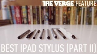 What is the best iPad stylus? (Part 2)