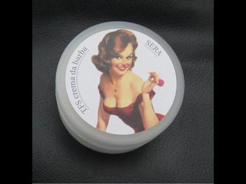 A beautiful lady with a sweet light barbershop scent: TFS Pin-up SERA!