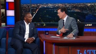 Anthony Mackie Loves New Orleans