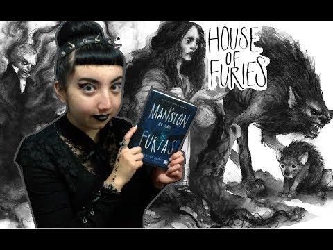 The Little Reader- La Mansión de las Furias ( Madeleine Roux)
