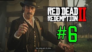 On The Oregon Trail | Red Dead Redemption 2 #6