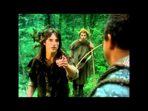 Robin of Sherwood: Michael Praed HD clip 'The King's Fool'