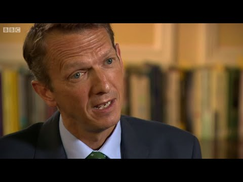 Firms are 'almost eating themselves' Andy Haldane tells Newsnight