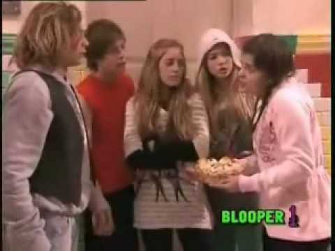 Bloopers de los chicos (part 1) 2008