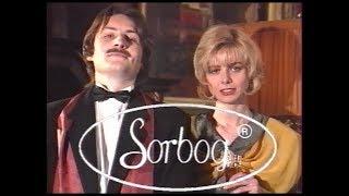 Sorbog - reklama z 1990 r.