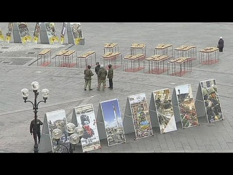 Final preparations in place for Ukrainian election held under tight security
