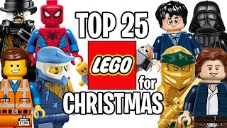 Top 25 LEGO Sets for Christmas! 🎁