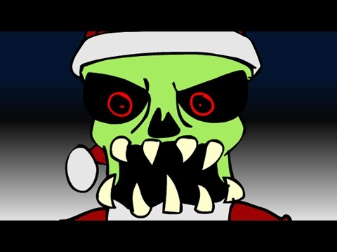 Eddsworld - Zanta Claws