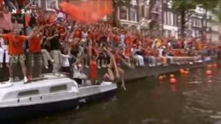 Thumb Como recibieron al equipo de Holanda en Amsterdam