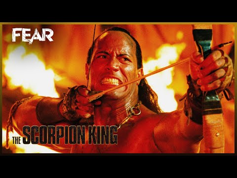 The Scorpion King (2002) Official Trailer | Fear