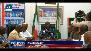 Political Round-Up: PDP Accuses APC Of Plot To Rig Elections, Demand Removal Of Amina Zakari