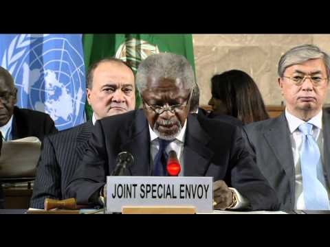 WorldLeadersTV: SYRIA: UN ACTION GROUP FORGES NEW PEACE PLAN in GENEVA 30June PT2