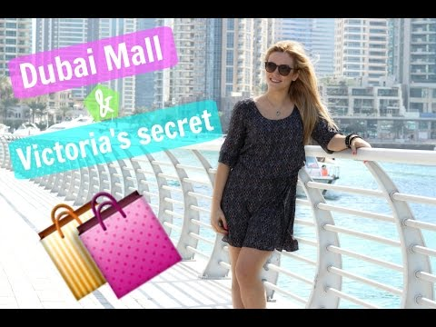Dubai Mall, Shopping, Victoria's secret | Nadja Stanojevic