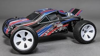 Turnigy Stadium King upgraded to brushless