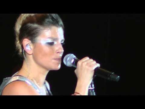 Emma si commuove – Concerto Live Emma Marrone @ Mediolanum Forum Assago 20/11/2013