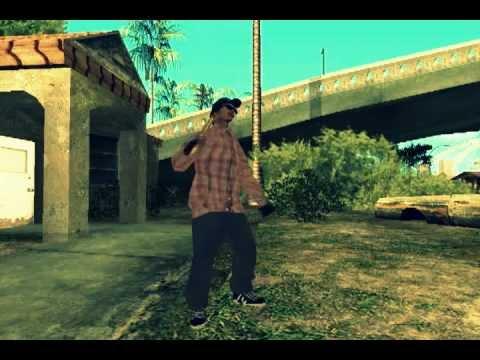 Ice Cube Gta sa Ice Cube Real Thugs(gta sa