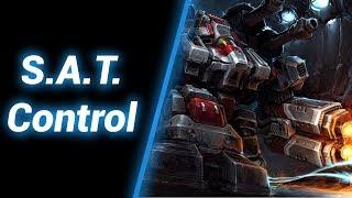 Командные Манёвры [S.A.T. Control] ● StarCraft 2
