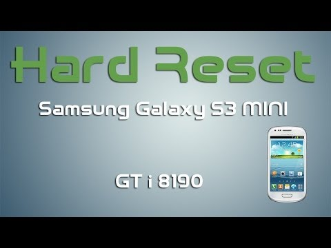 Recovery gt i8190