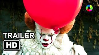 IT Trailer 2 (2017) | Megan Charpentier, Finn Wolfhard, Javier Botet