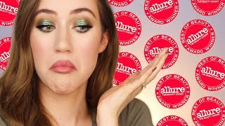 I Used Only High-End Allure Award Winners...