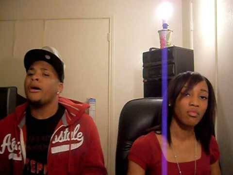 Keri Hilson & Chris Brown - Superhuman cover by @Dondria & @DatBoyBroadway