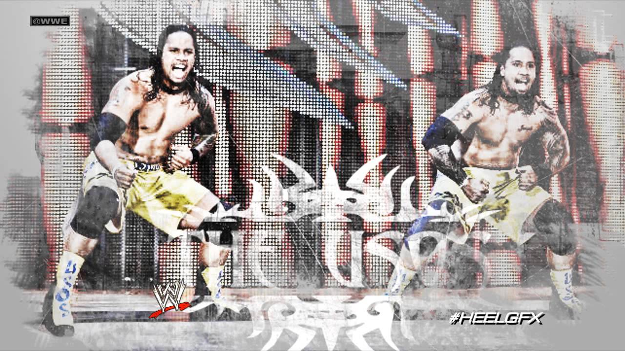 2013 the usos 4th wwe theme song so close now w siva - The usos theme song so close now ...
