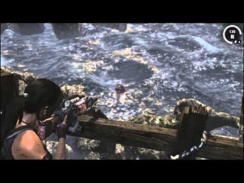 Let's Play Tomb Raider Part 22 -