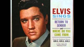 Return to Sender-Elvis Presley