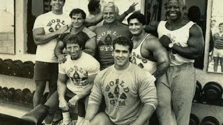 Heroes Are Forever - The golden age of Bodybuilding 2015 HD