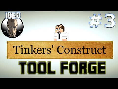Tinkers Construct Tutorial Tool Forge and much more Minecraft Mod