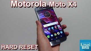 Motorola Moto X4 - Hard Reset