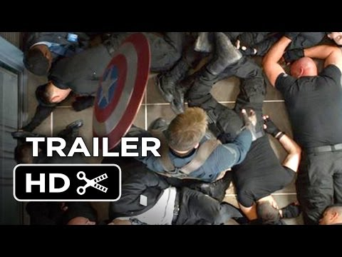 Captain America: The Winter Soldier Official Trailer #1 (2014) - Marvel Superhero Movie HD
