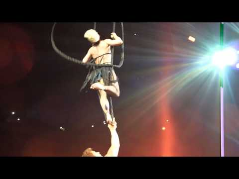 "Pink - ""Try"" - Live in Prague - 10.05.2013"