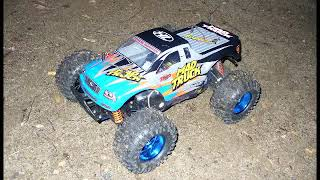 R/C car, Mad Truck, scale 1/10, electro