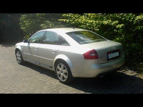 Audi A6 C5  - Вторые Руки