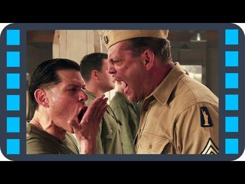 Сержант Хауэлл раздаёт смешные прозвища — «По соображениям совести» (2016) cцена 3/8 HD