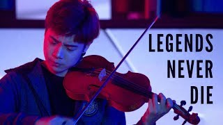 Legends Never Die  - String Quartet + Piano Cover ft. LilyPichu, Xell, and Tiffany Chang