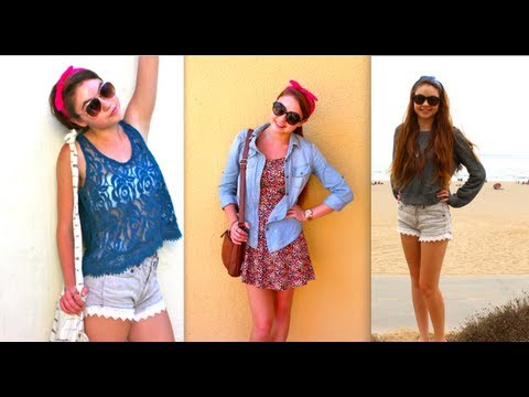 Summer Lookbook: My Style